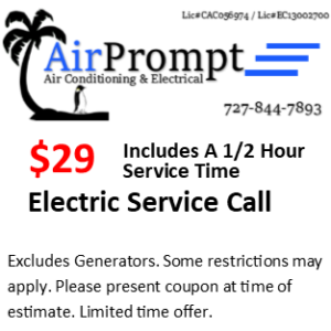 electric service call