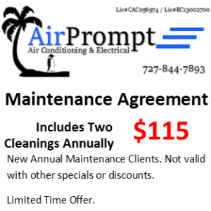 Preventative Maintenance agreement